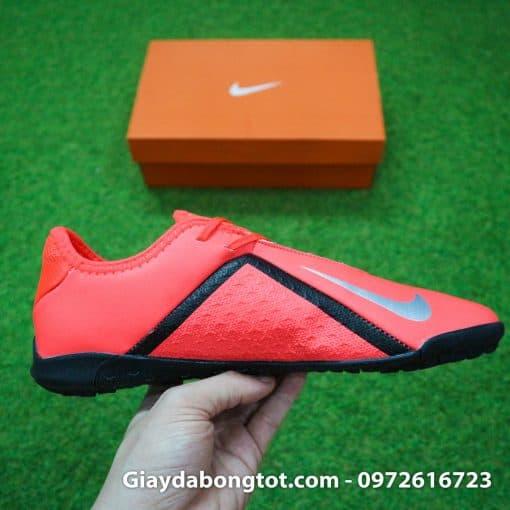 Giay bong da san co nhan tao Nike Phantom VSN TF mau do 2019 (1)