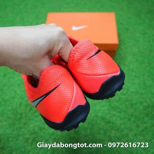 Giay bong da san co nhan tao Nike Phantom VSN TF mau do 2019 (10)