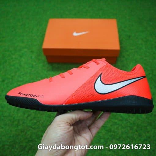 Giay bong da san co nhan tao Nike Phantom VSN TF mau do 2019 (12)