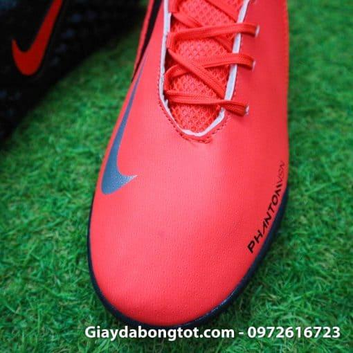 Giay bong da san co nhan tao Nike Phantom VSN TF mau do 2019 (5)