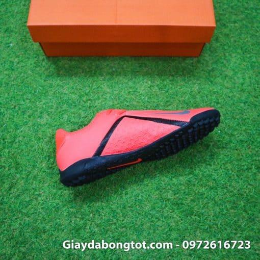 Giay bong da san co nhan tao Nike Phantom VSN TF mau do 2019 (8)