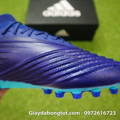Giay da banh Adidas Predator 18.1 AG Xanh Duong van noi (10)