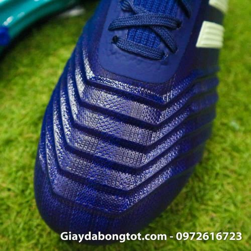 Giay da banh Adidas Predator 18.1 AG Xanh Duong van noi (4)