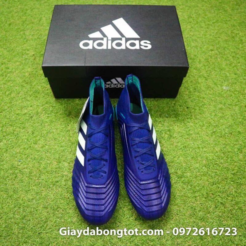 Giay da banh Adidas Predator 18.1 AG Xanh Duong van noi (7)