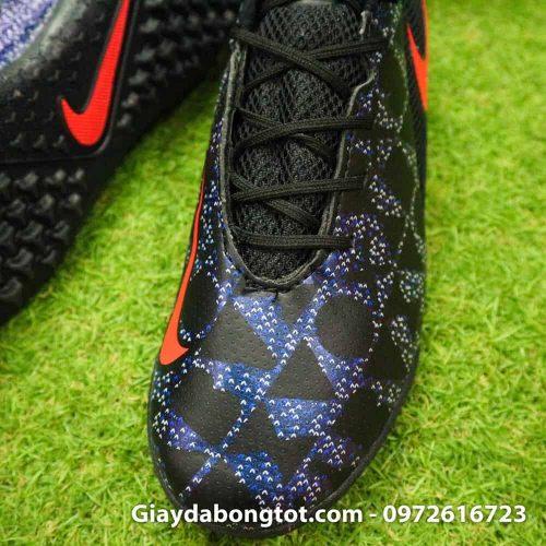 Giay da banh san co nhan tao Nike Phantom VSN mau den tim TF (5)