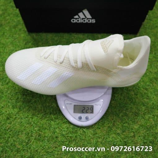 Giay da bong Adidas X18.3 FG trang spectral mode chinh hang (1)