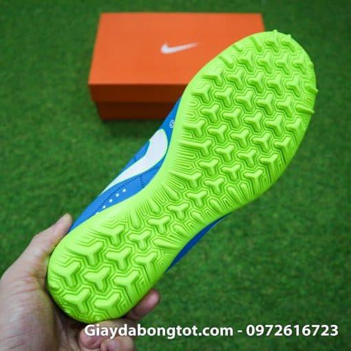 Giay da bong Nike Mercurial Neymar mau xanh duong dinh TF san co nhan tao (1)