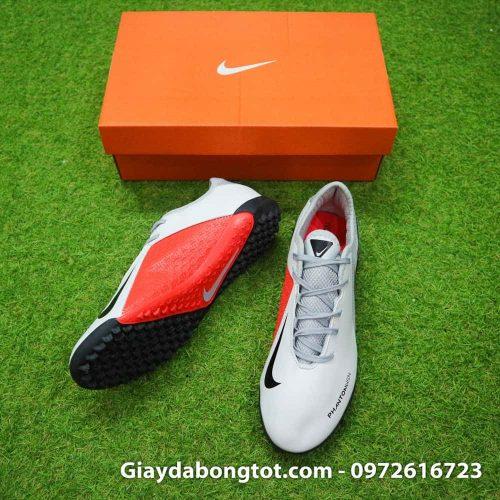 Giày đá banh sân cỏ nhân tạo Nike Phantom VSN hỗ trợ kiểm soát bóng tốt