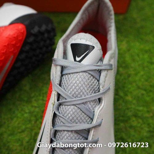 Giay da bong Nike Phantom VSN Academy mau trang xam 2019 (6)