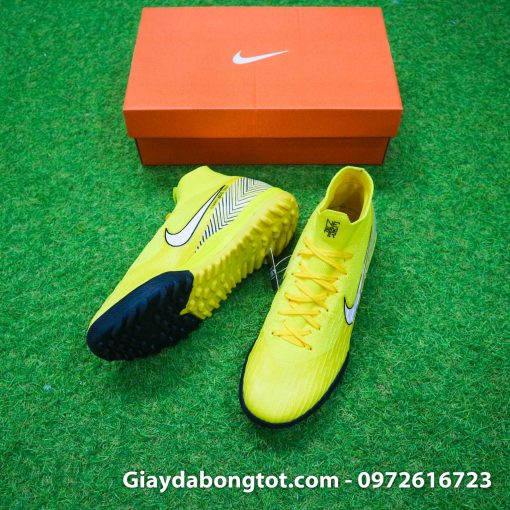 Giay da bong cao co Nike Mercurial Superfly TF Neymar vang (3)