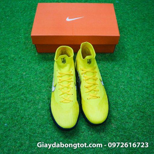 Giay da bong cao co Nike Mercurial Superfly TF Neymar vang (4)