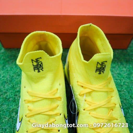 Giay da bong cao co Nike Mercurial Superfly TF Neymar vang (5)