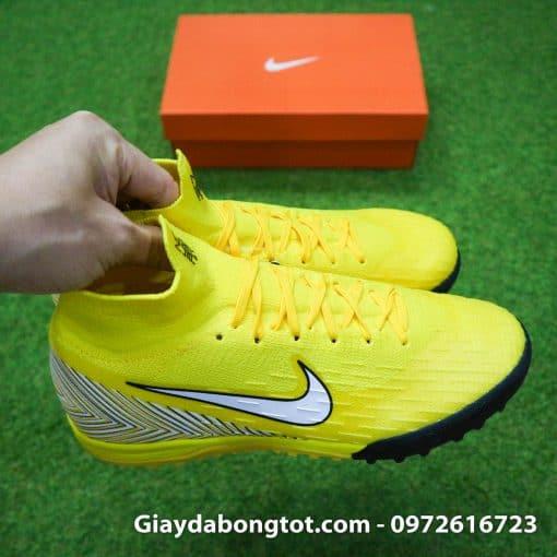 Giày đá bóng Nike cao cổ Neymar phiên bản sân cỏ nhân tạo đinh dăm TF