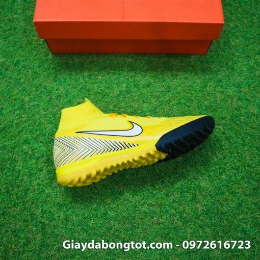Giay da bong cao co Nike Mercurial Superfly TF Neymar vang (7)