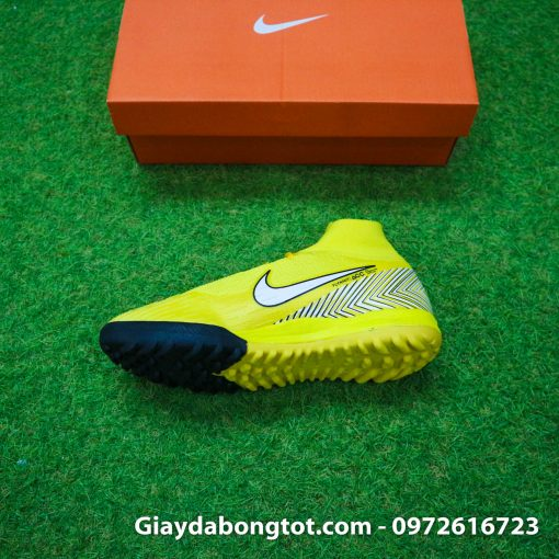 Giay da bong cao co Nike Mercurial Superfly TF Neymar vang (8)