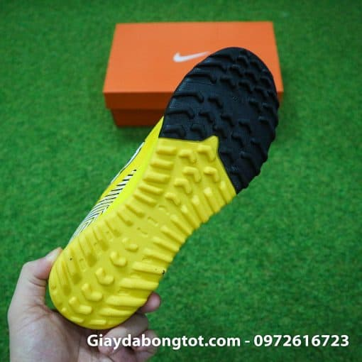 Giay da bong cao co Nike Mercurial Superfly TF Neymar vang (9)