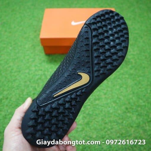 Giay da bong cao co Nike Phantom VSN TF mau den (1)