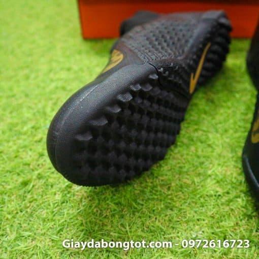 Giay da bong cao co Nike Phantom VSN TF mau den (4)