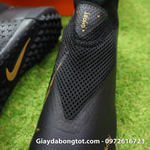 Giay da bong cao co Nike Phantom VSN TF mau den (5)