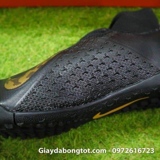 Giay da bong cao co Nike Phantom VSN TF mau den (6)