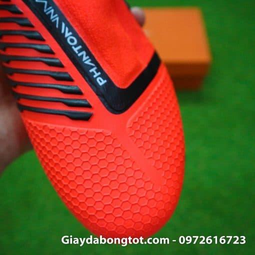 Giay da bong dinh cao Nike Phantom VNM FG mau do moi 2019 (11)
