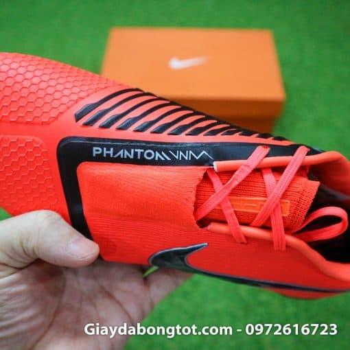 Giay da bong dinh cao Nike Phantom VNM FG mau do moi 2019 (14)