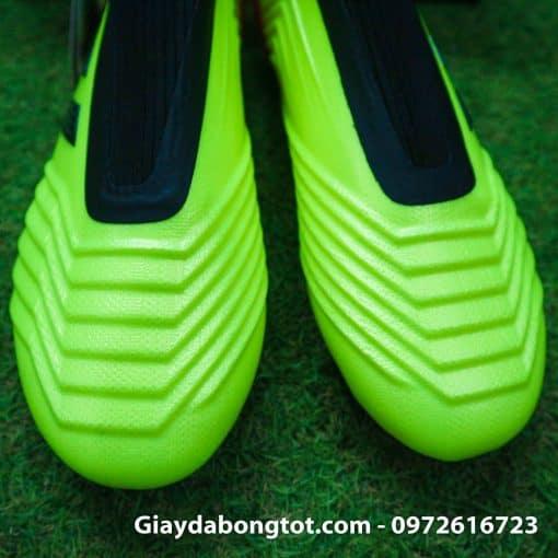 Giay da bong khong day Adidas Predator 18+ AG mau vang Worldcup 2018 (11)