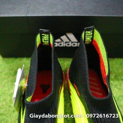 Giay da bong khong day Adidas Predator 18+ AG mau vang Worldcup 2018 (12)