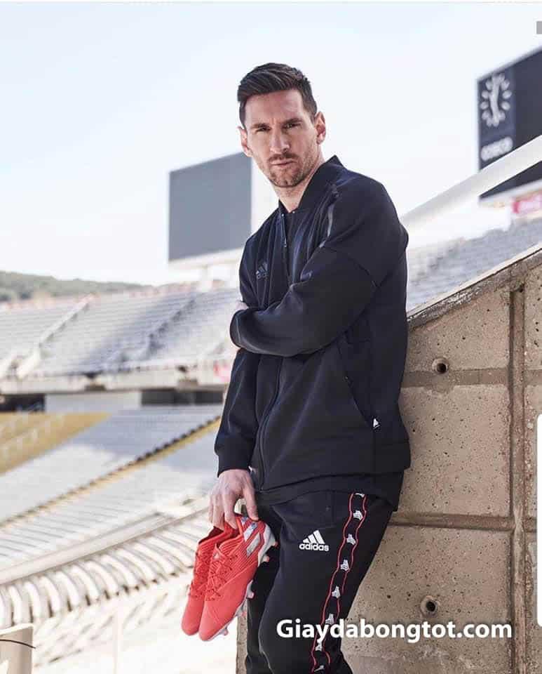 Giay da bong moi nhat Adidas Nemeziz Messi 19.1