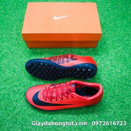 Giay da bong san co nhan tao Nike Mercurial Victory VI mau do TF (2)