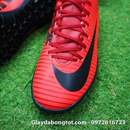 Giay da bong san co nhan tao Nike Mercurial Victory VI mau do TF (5)