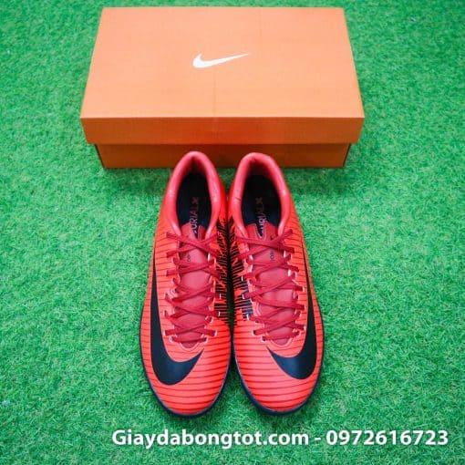 Giay da bong san co nhan tao Nike Mercurial Victory VI mau do TF (6)