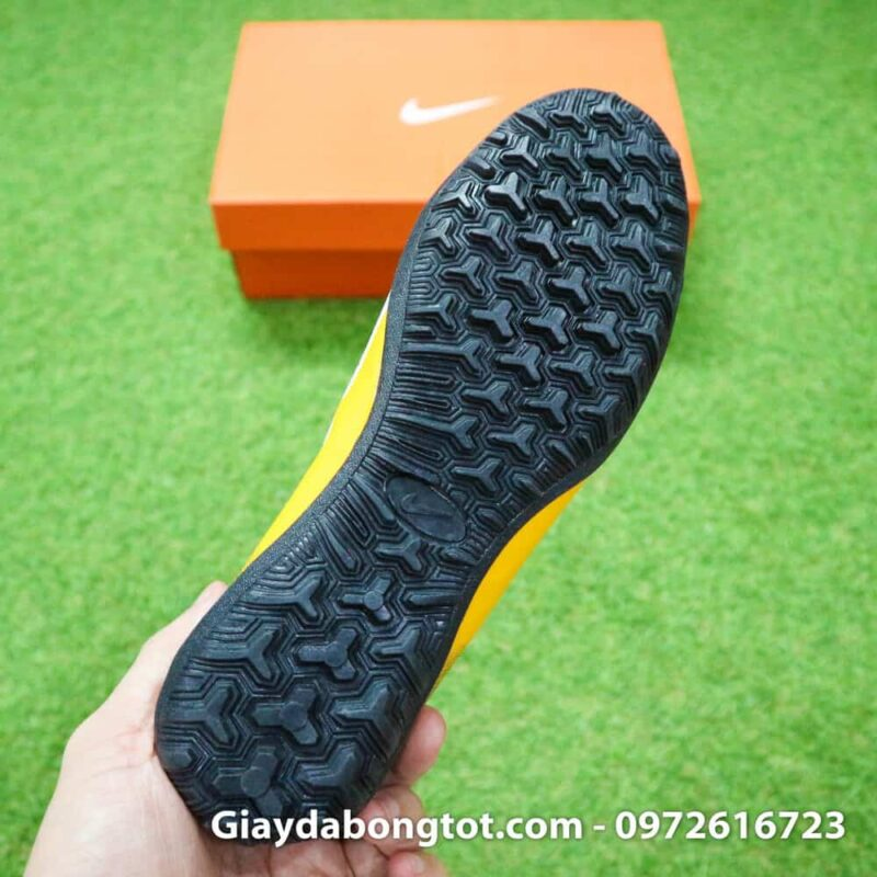 Giay da bong tre em Nike Mercurial 6 TF vàng đen (1)