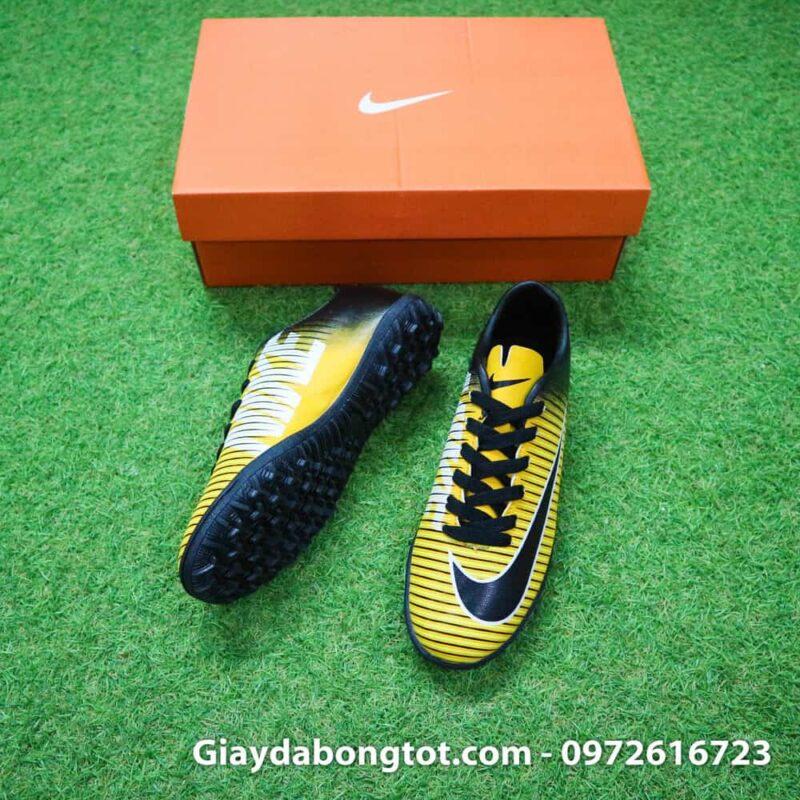 Giày đá banh Nike trẻ em loại đẹp với form dáng chuẩn hỗ trợ chơi trên sân cỏ nhân tạo