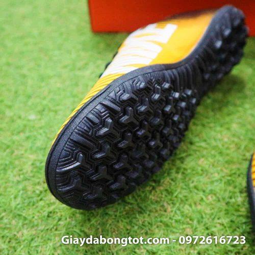 Giay da bong tre em Nike Mercurial 6 TF vàng đen (4)