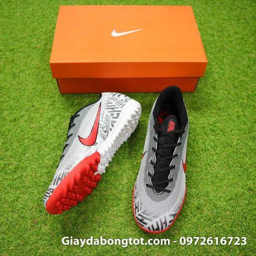 Giay da bong tre em Nike Mercurial Neymar mau den trang tuyet dep (4)