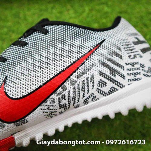 Giay da bong tre em Nike Mercurial Neymar mau den trang tuyet dep (8)