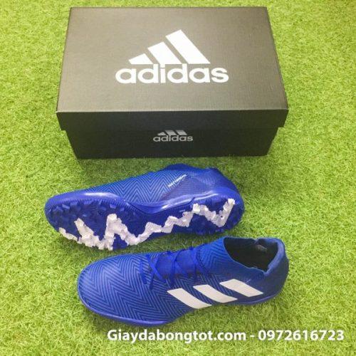 Giày sân cỏ nhân tạo da vải Adidas Nemeziz 18.3 TF có độ ôm chân hoàn hảo