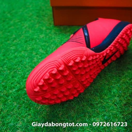 Giay san co nhan tao Nike Phantom VNM Academy TF mau do 2019 (5)