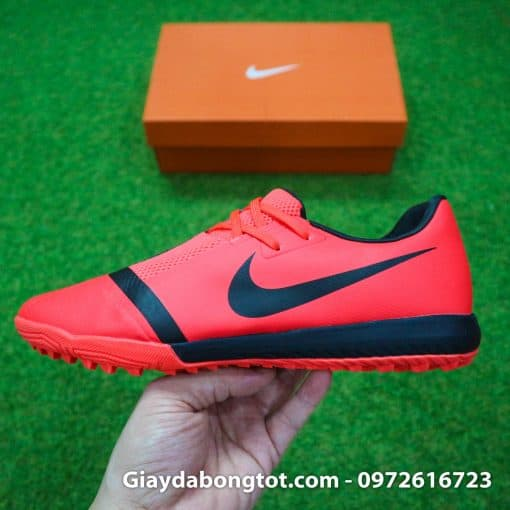 Giay san co nhan tao Nike Phantom VNM Academy TF mau do 2019 (7)