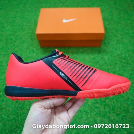 Giay san co nhan tao Nike Phantom VNM Academy TF mau do 2019 (8)