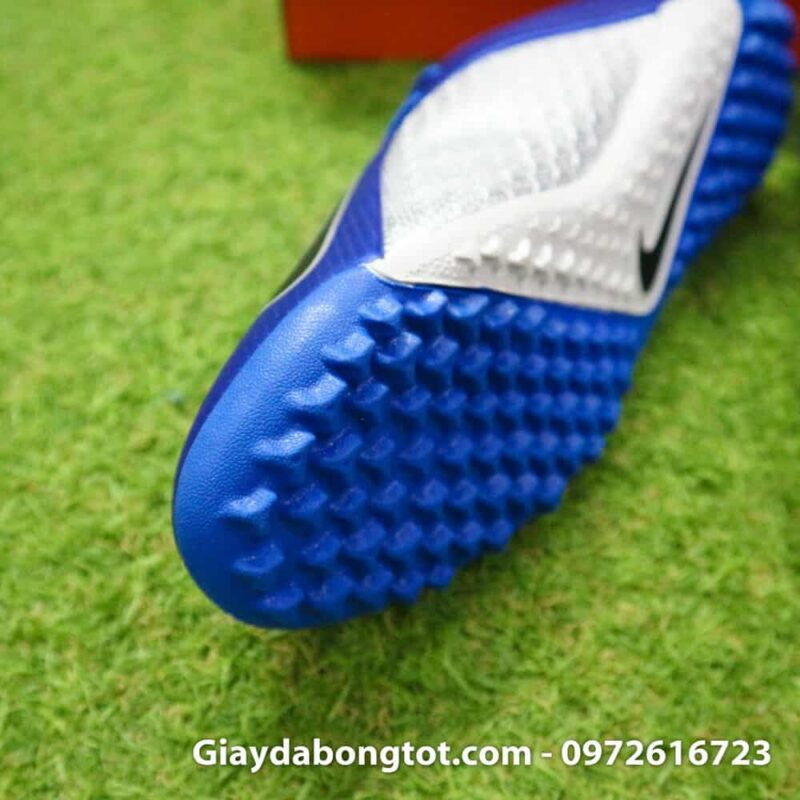 Giay san co nhan tao Nike Phantom VSN Academy TF mau xanh duong (4)