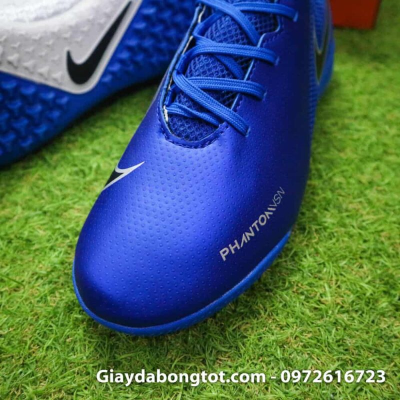 Giay san co nhan tao Nike Phantom VSN Academy TF mau xanh duong (5)