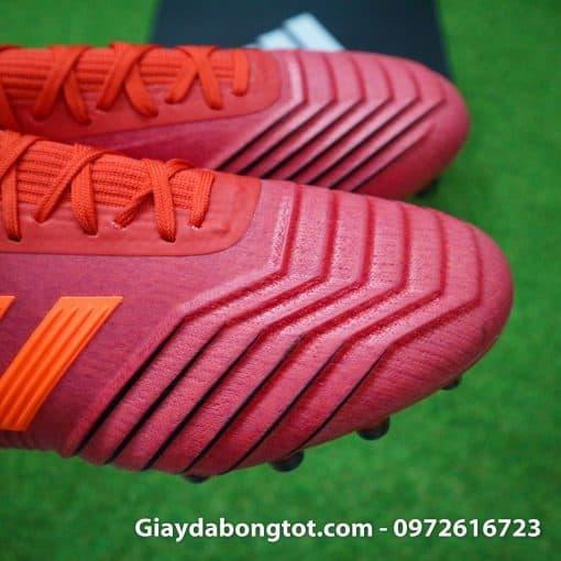 Giay da banh dinh AG Adidas Predator 19.1 mau do 2019 (10)