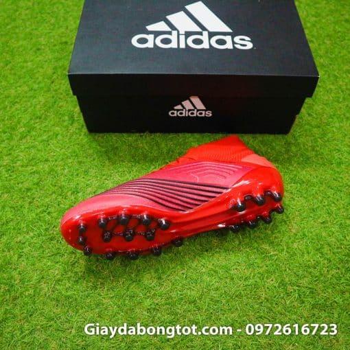 Giay da banh dinh AG Adidas Predator 19.1 mau do 2019 (6)