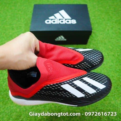 Vẻ đẹp của giày đá banh sân cỏ nhân tạo không dây Adidas X18+ TF