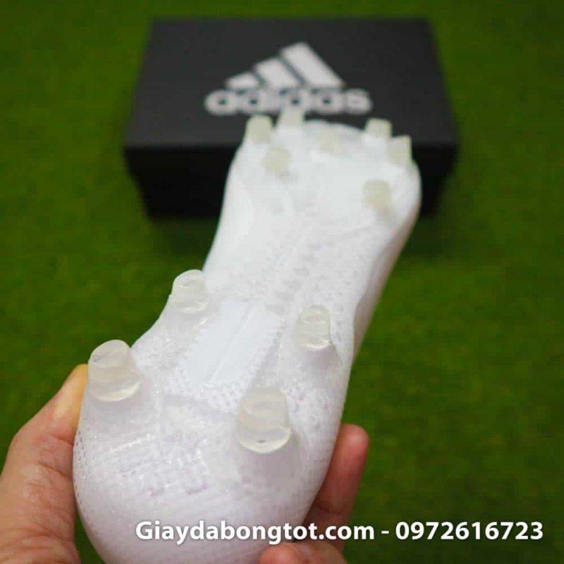 Giay da bong Adidas X18.1 FG trang Doan Van Hau (13)