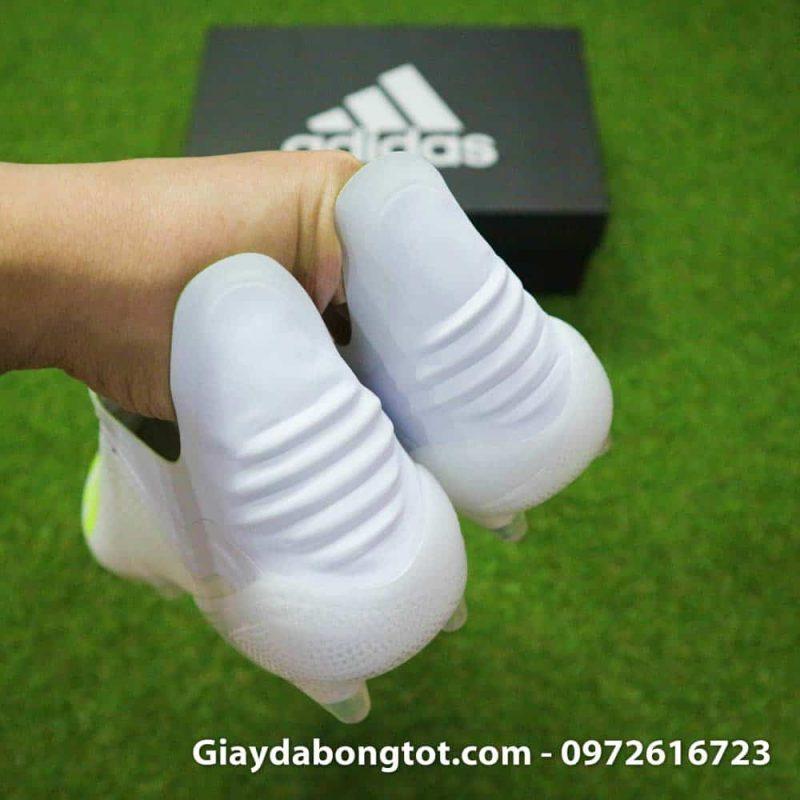 Giay da bong Adidas X18.1 FG trang Doan Van Hau (9)