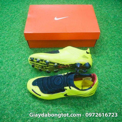 Giay da bong Nike T90 Laser I Remake Vang den Rooney (1)
