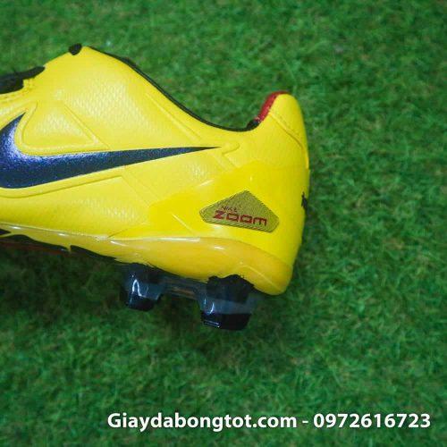 Giay da bong Nike T90 Laser I Remake Vang den Rooney (12)